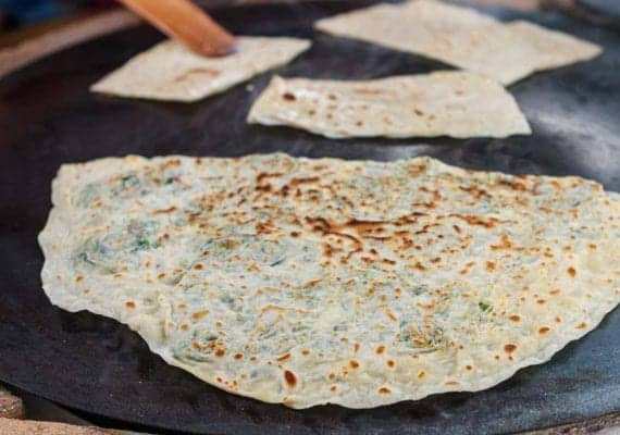 crepes turques gozleme