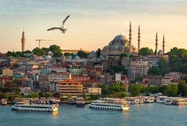 istanbul belle ville turquie